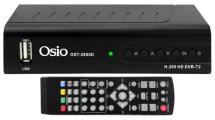 Επίγειος Ψηφιακός Δέκτης Osio OST-2655D