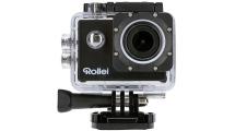 Action Camera Rollei 540 Μαύρη