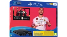 Sony PS4 1TB F + 2nd DS4 v2 + FIFA 20 + FUTVCH + PS 14 Days