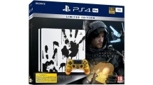 Sony PS4 Pro 1TB G + Death Stranding Limited Edition