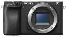 Φωτογραφική Μηχανή Sony ILCE6400B Μαύρη