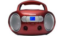 Ράδιο CD Toshiba TY-CRS9 Κόκκινο