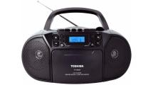 Ράδιο CD Toshiba TY-CKU39-BLK Μαύρο