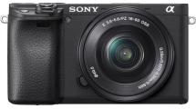Φωτογραφική Μηχανή Sony ILCE6400LB