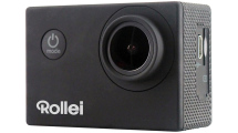 Action Camera Rollei 40325 4S Plus Μαυρό