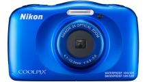 Φωτογραφική Μηχανή Nikon Coolpic W150 Μπλε