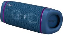 Φορητό Ηχείο Sony SRSXB33L Μπλε