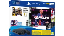 Sony PS4 500GB + FIFA 21 + FUTVCH + PS 14 Days + 2nd DS4 v2