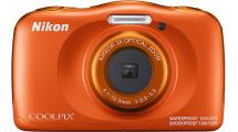 Φωτογραφική Μηχανή Nikon Coolpic W150 Πορτοκαλί