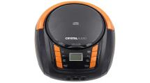 Ράδιο CD Crystal Audio BMBU2KO