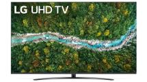 TV LG 75UP78006LB 75'' Smart 4K