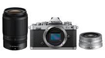 Φωτογραφική Μηχανή Nikon Z FC Kit DX 16-50mm f/3.5-6.3 VR(SL) & DX 50-250mm f/4.5-6.3 VR