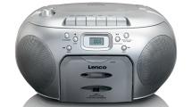 Ράδιο CD Lenco SCD-420 Ασημί