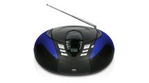 Ράδιο CD Lenco SCD-37 Μπλε