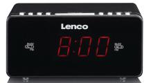 Ραδιορολόι Lenco R-510 Μαύρο