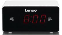Ραδιορολόι Lenco CR-510 Λευκό