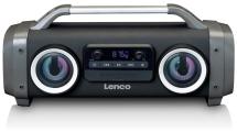 Φορητό Ηχείο Lenco SPR-100BK
