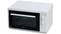 Φουρνάκι Ηλεκτρικό Davoline1503 T Futura Λευκό