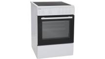 Κουζίνα Κεραμική Eskimo ES-4030 Λευκό Α