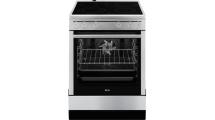 Κουζίνα Κεραμική AEG 40006VS-MN Inox Α