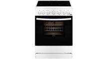 Κουζίνα Κεραμική Zanussi ZCV 65201 WA Λευκό A-10%