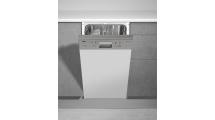 Πλυντήριο Πιάτων Teka DW 455 S Inox 45cm A+