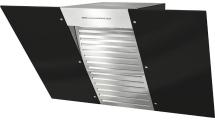 Απορροφητήρας Τζάκι Miele DA 6096 W D Μαύρο 90 cm