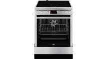 Κουζίνα Κεραμική AEG 47056IU-MN Inox Α