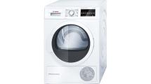 Στεγνωτήριο Ρούχων Bosch Serie 6 WTW85468GR 8 kg A++
