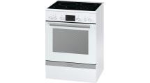 Κουζίνα Κεραμική Bosch Serie 4 HCA743320G Λευκή A
