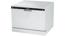 Πλυντήριο Πιάτων Candy CDCP 6/E Λευκό