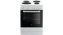 Κουζίνα Beko FSM 66001GW Λευκή A
