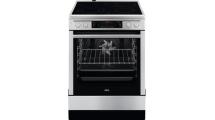 Κουζίνα Κεραμική AEG 68476 VS-MN Inox Α