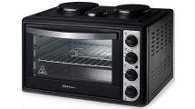 Κουζινάκι Ηλεκτρικό Rohnson R-2148B Μαύρο