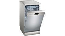 Πλυντήριο Πιάτων Siemens iQ300 SR236I00ME Inox Antifinger A+