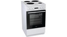 Κουζίνα Korting KE5141 WJ Λευκό Α