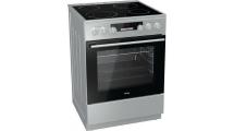 Κουζίνα Κεραμική Korting KEC 6352 IC Inox Α