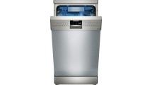 Πλυντήριο Πιάτων Siemens SR256I00TE Inox Antifinger 45cm A++