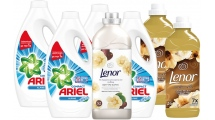 Σετ Απορρυπαντικών Ariel liquid Apline & Lenor Gold Orchid & Lenor Βουτυρο Καριτέ