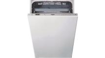 Πλυντήριο Πιάτων Whirlpool WSIC 3M27 C 45 cm A++