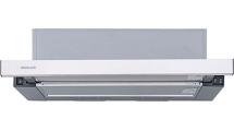 Απορροφητήρας Συρόμενος Davoline Esse Plus 060 Γκρί/Inox 60 cm