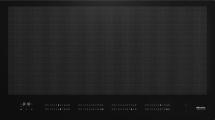 Εστία Κεραμική Miele KM 7897 FL Black