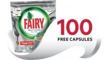 Ταμπλέτες Fairy Platin x4 Promo gift box