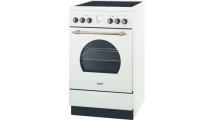 Κουζίνα Κεραμική Zanussi ZCV56GML Rustic White A