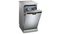 Πλυντήριο Πιάτων Siemens iQ300 SR23HI65ME Inox 45 cm E