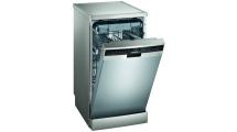 Πλυντήριο Πιάτων Siemens SR25ZI11ME Inox 45 cm C