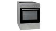 Κουζίνα Κεραμική Eskimo ES-4030 Inox Α