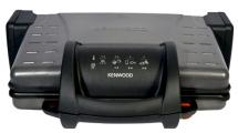 Τοστιέρα - Γκριλιέρα Kenwood HG2100 Μαύρο