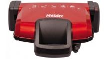 Τοστιέρα - Γκριλιέρα Hobby TS440 Spicy Κόκκινο