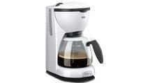Καφετιέρα Φίλτρου Braun KF520/1 Λευκό
